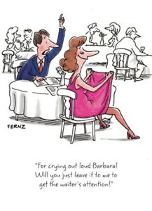Barbara-Waiter-039-s-Attention-Funny-Birthday-Greeting-Card-Fernz-Humour-Cards