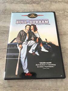 Bull Durham DVD Kevin Costner