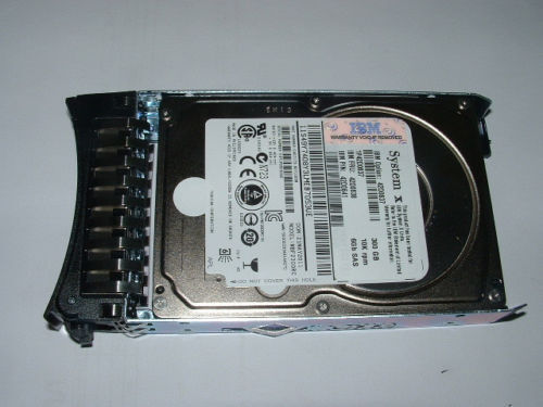 "42D0637//42D0638//41Y8473//42D0641-IBM 300GB 10K 6GBPS SAS 2.5/"" HDD OPTION"