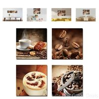 Wall Painting Art Canvas Photo Warm Coffee Modern Picture Decor Shop Kitchen