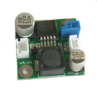 2pcs LM2596 DC-DC Step-down Adjustable Power Supply Module Free w/ Wire LM2596s