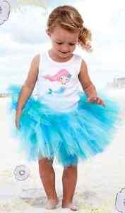 Beautiful-Pansy-Pie-Little-Mermaid-Tank-Top-Poofy-Ocean-Blue-Tutu-Boutique-Set