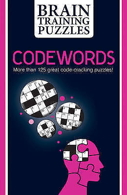 1 of 1 - Code Words by Puzzle People (Paperback)