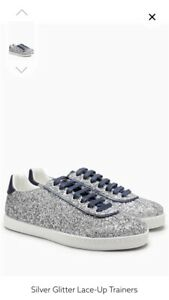 NEXT Ladies Uk Size 6 Euro 39 Silver