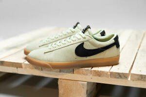 Nike-SB-Blazer-Low-Homme-Skate-GT-Green-Black-Brown-Shoe-TRAINER-Sneaker-6-12