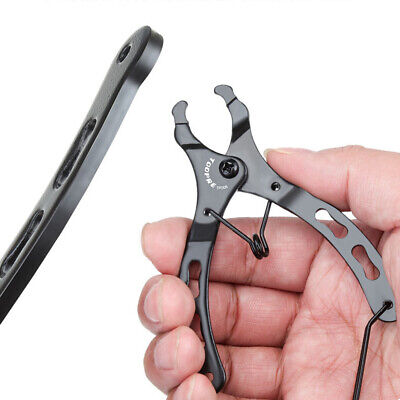 Bike Bicycle Hand Master Link Chain Pliers Clamp Quick Removal Repair Tool Road