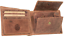 RFID-NFC-Geldboerse-Jagd-Sau-Naturleder-Bueffelleder-Kombiboerse-Geldbeutel Indexbild 8