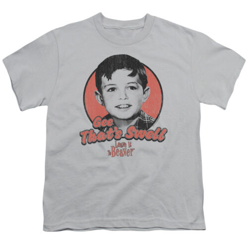 THAT/'S SWELL Licensed BOYS /& GIRLS T-Shirt S-XL Leave It To Beaver TV Show GEE