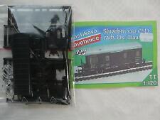 LPH BS5 Spur TT tschech. Bausatz Dienstwagen Ds Daa-k CSD Epo. III IV - TEXT !!!