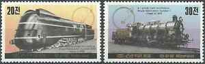 Timbres-Trains-Coree-1780-lot-6352