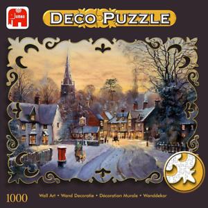 New Sealed Jumbo - Late Stroll 1000 Piece Jigsaw Deco Puzzle