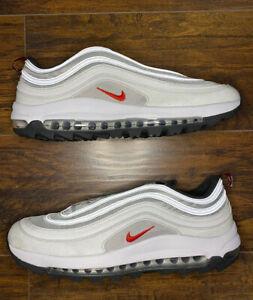 Golf Silver Bullet Nike Air Max 97 Size