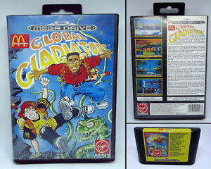 McDonald-039-s-Global-Gladiators-by-Virgin-Games-SEGA-Mega-Drive-PAL-1993