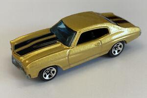 1999 HOTWHEELS 1970 70 Chevy Chevelle SS, American Muscle! molto rara!