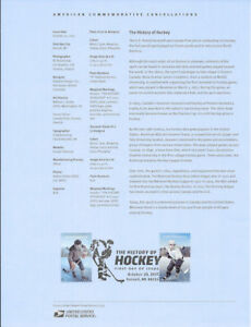 1735-49c-Forever-The-History-of-Hockey-Stamp-5252-5253-Souvenir-Page-Fix