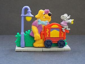 Jouet-kinder-Puzzle-3D-Street-Life-in-Mainhattan-700878-Allemagne-1996-BPZ