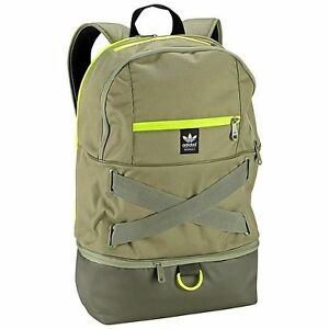 Adidas Originals Casual Tent Green Backpack F77514 SOLD OUT