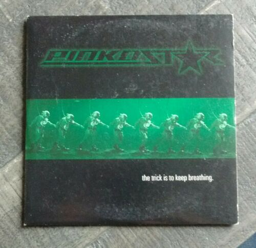 1 von 1 - Pinkostar - The Trick is to keep breathing CD Rock/Punk