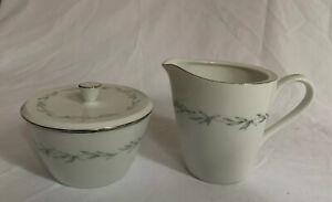 Royal-Cameo-Fine-China-Laura-Sugar-Bowl-Creamer-Set-2211