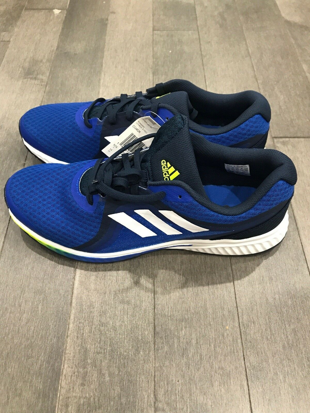 Adidas Men's Edge PR Running Shoe (CG4626) Size11