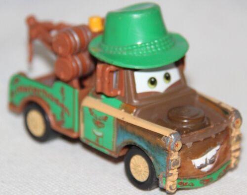 Film- & TV-Spielzeug Disney Pixar Cars Hook Materhosen Mattel Metall 1/55