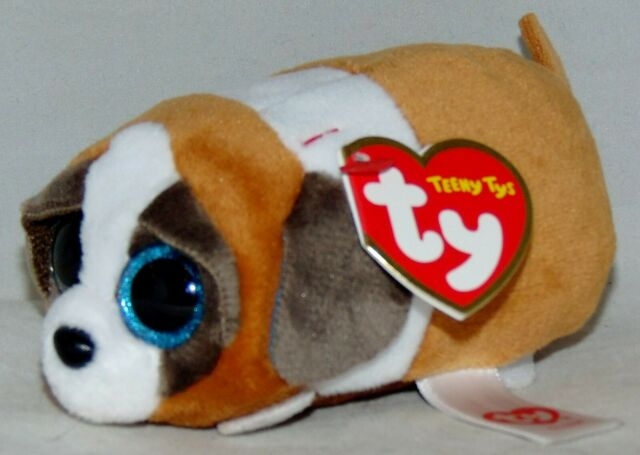 "TY Beanie Boos Teeny Tys 4/"" SUZIE the Dog Stackable Stuffed Animal Plush MWMTs"