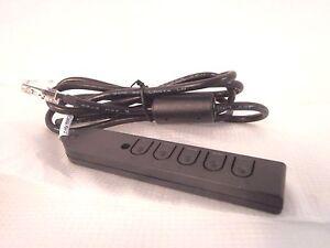 New Elo E483757 RJ45 OSD Touchscreen Remote Control for Elo 2440L, 1940L