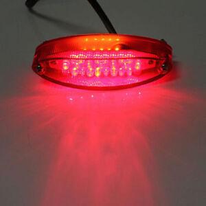 ATV LED TAIL BRAKE LIGHT BULB LENS 50CC 70CC 110CC P LT09