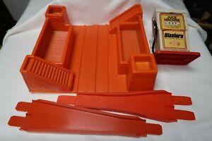 Hot Wheels Redline 1960's & 1970 Track Accessories & Sizzlers Juice Machine