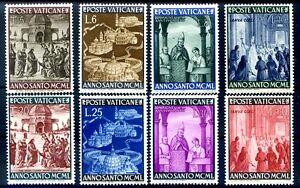 VATICANO-1949-ANNO-SANTO-SERIE-NUOVA