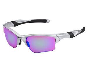 Oakley Half Jacket 2.0 XL Sunglasses Silver Prizm Golf OO9154-60 G30 ... aa149ac80e9