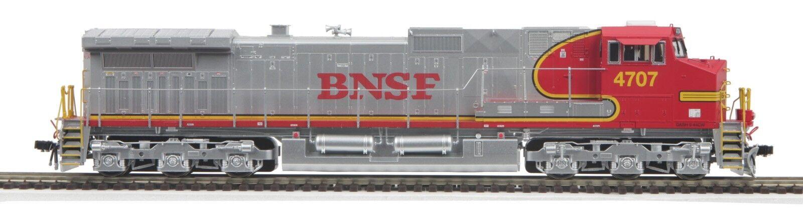 popular Hacer Hacer Hacer oferta  MTH EMD BNSF Dash - 9 penacho Modelo 80-2289-1 Cab  4707  muchas concesiones