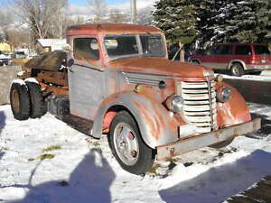 1935 Ford Pickup >> 1948 Federal Truck 1938 1939 1940 1941 1946 1947 1949 Diamond T Pickup Sterling | eBay