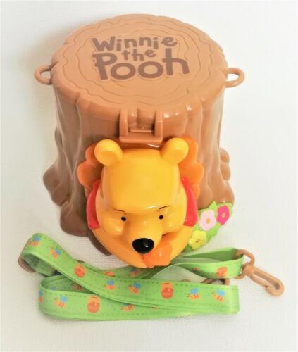Tokyo Disney land Resort Winnie the pooh Popcorn bucket 2019 limited F//S Used