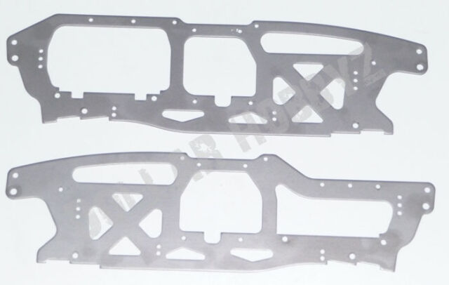 HPI Savage Flux HP TVP CHASSIS Plates Twin Vertical