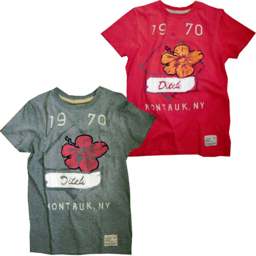 Ditch Plains New York T-Shirt Tee Vintage Style Soft
