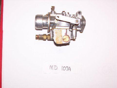TILLOTSON MD107A Carb Military Generator  Carburetor  NEW