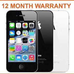 Apple-iPhone-4-8gb-16gb-32gb-Black-White-Factory-Unlocked-Smartphone