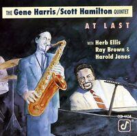 Gene Harris - At Last [new Cd] on Sale