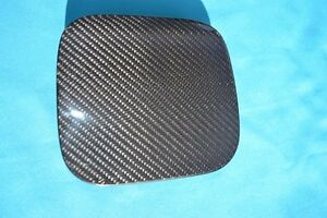 NEW CARBON FIBER GAS DOOR COVER FOR CIVIC HB 92-95