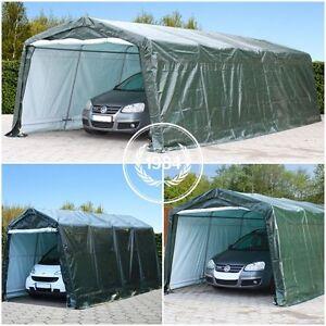 Image is loading Portable-Garage-Storage-Shed-Shelter-Tent-Carport-Car- & Portable Garage Storage Shed Shelter Tent Carport Car Canopy ...