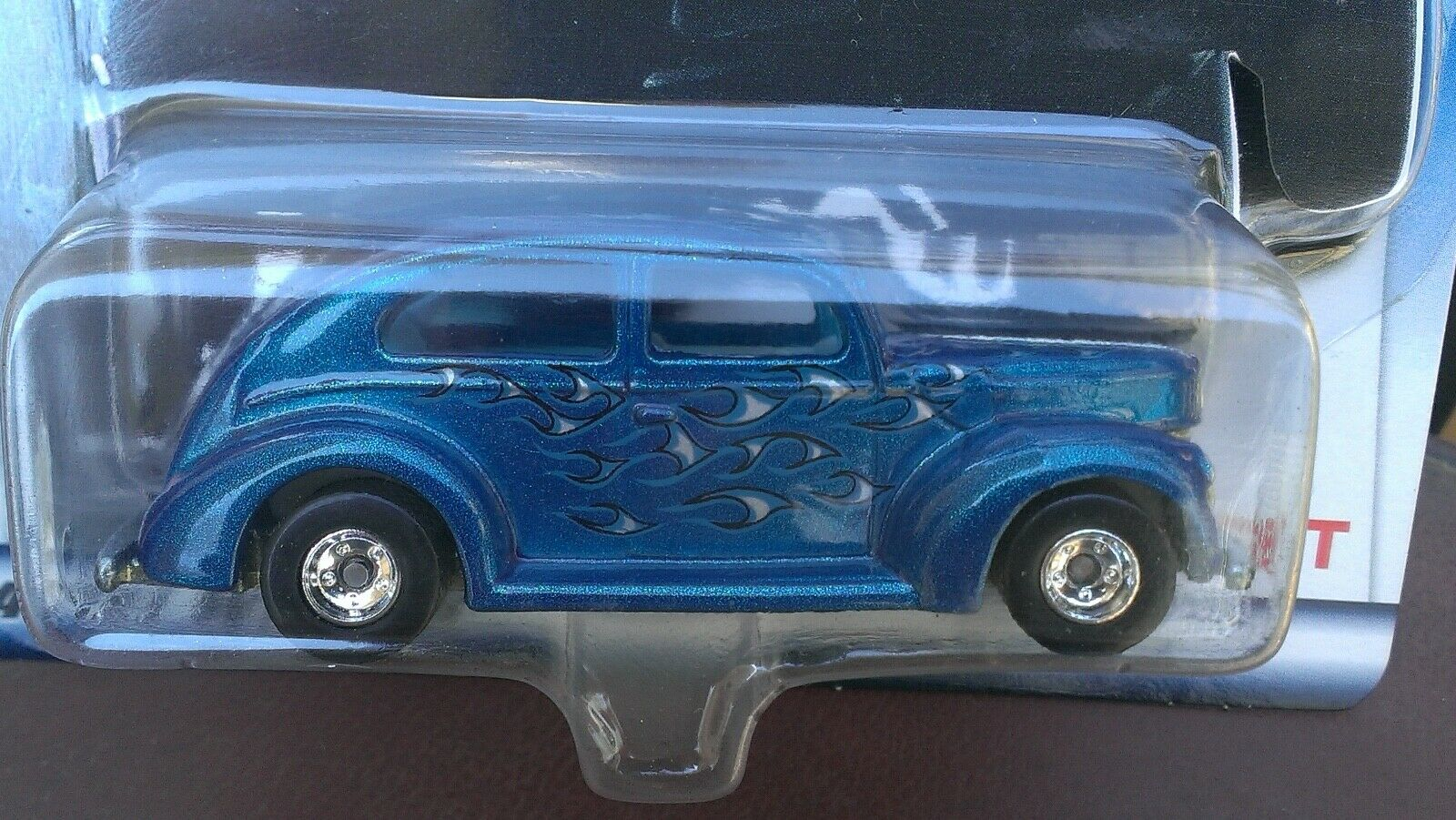 Hot Wheels Fat Fendered '40. Editors Choice Series. Rare Target Exclusive. Mint.