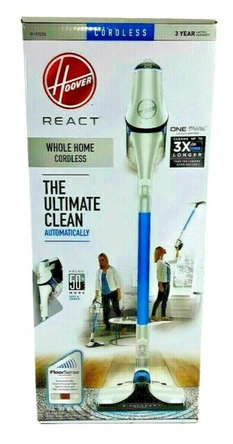Hoover REACT BH53200 Whole Home Cordless Stick Vacuum