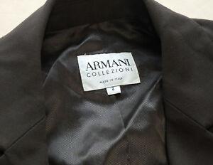 Italie Sz Petite Collection Armani Veste 2 Femme wYZv41q