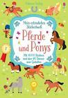 Mein extradickes Stickerbuch: Pferde und Ponys von Lucy Bowman (2016, Taschenbuch)