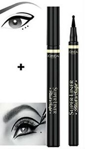 20b32fd1dfd L'Oreal Paris Superliner Black 'n' Sculpt Felt Tip Eyeliner Extra ...