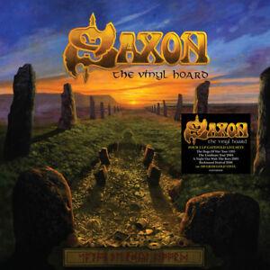 Saxon-The-Vinyl-Hoard-Vinyl-12-034-Album-Box-Set-8-discs-2016-NEW