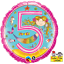Happy-5th-Birthday-AGE-5-Party-Balloons-Banners-Badges-amp-Decorations-Helium-GIRL thumbnail 18