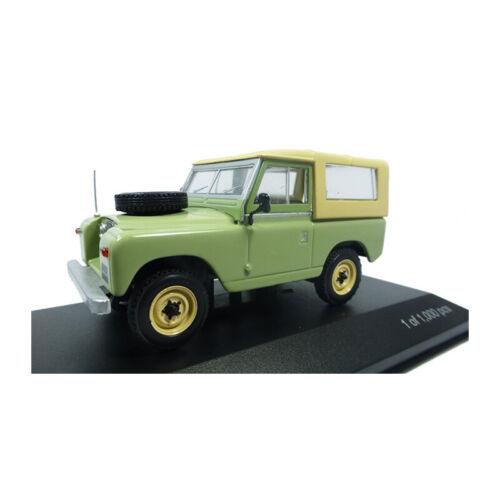 ° Whitebox wb286 Land Rover 88 serie II verde claro//beige 1:43 coche modelo nuevo