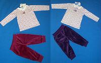 Sweatshirt Langarmshirt Und Nicki Hose Schlafanzug Hausanzug Gr 68 74 80 86